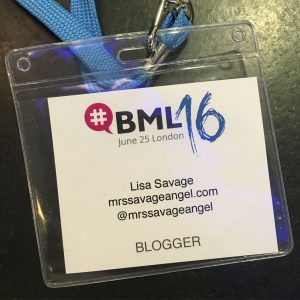 Conference ID badge