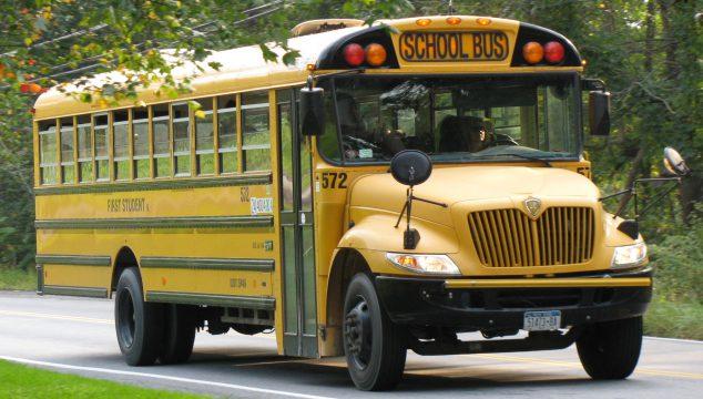 On the School Bus