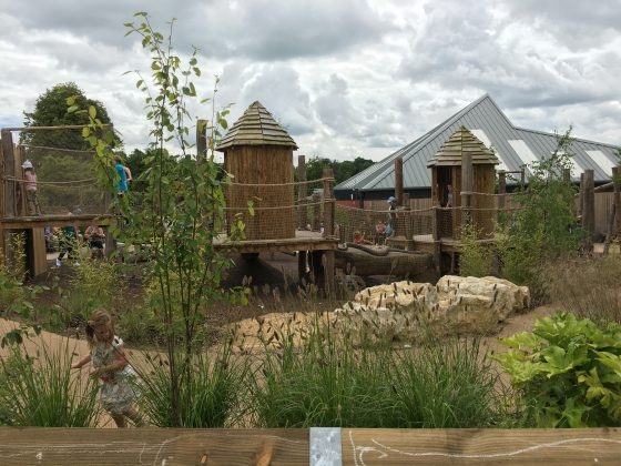 PLyground at Marwell Zoo