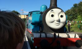 Our day out with Thomas the Tank on the Watercress Line