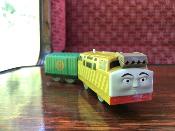 Diesel 10 joins the crew