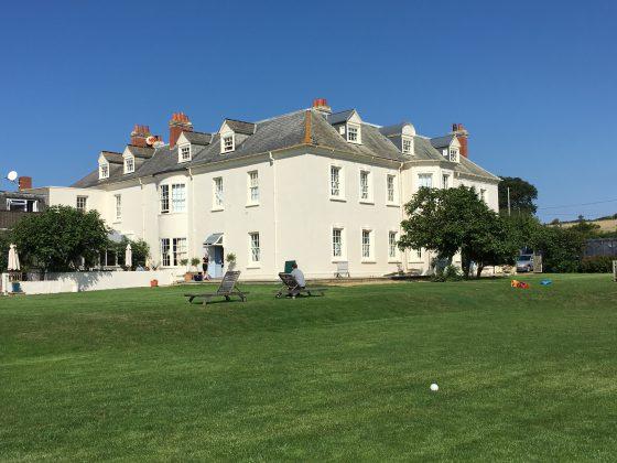 Moonfleet Manor in Weymouth