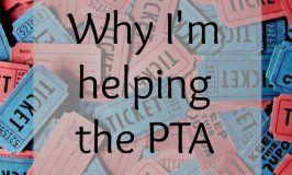 Why I'm helping the PTA