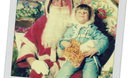 How I met Father Christmas – and why I wouldn't do the same thing for my son
