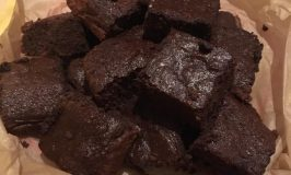 Gluten and Dairy Free Recipe – Sweet Potato Brownies